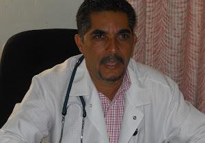 Resultado de imagen para Fotografia director hospital Dr. Elio Fiallo de Pedernales,Rep.Dom