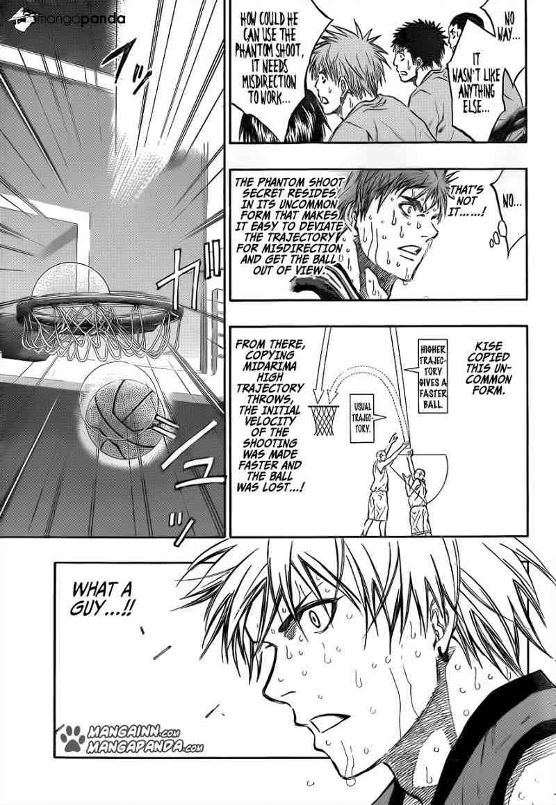Kuroko no Basket Manga Chapter 198 - Image 05