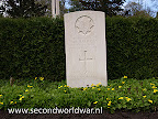 Sergeant J.P. Harrigan Irish Guards, 2e april 1945, Leeftijd 36, Oosterbegraafplaats Enschede.