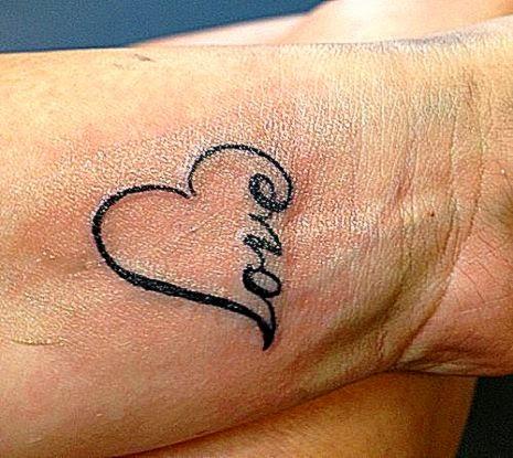 peace and love tattoo designs   Love Tattoo Designs – Tattoo