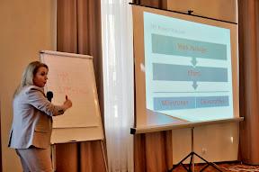 """Atelierul de lucru """"Managementul proiectelor europene - Programul Cadru 7"""""""