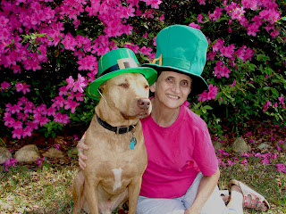 BUDDY, JEANNIE, ST. PATRICK'S DAY