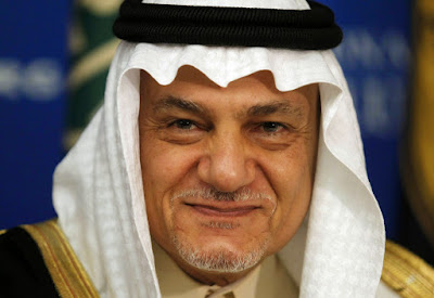 Saudi prince describes plot against Syrian people