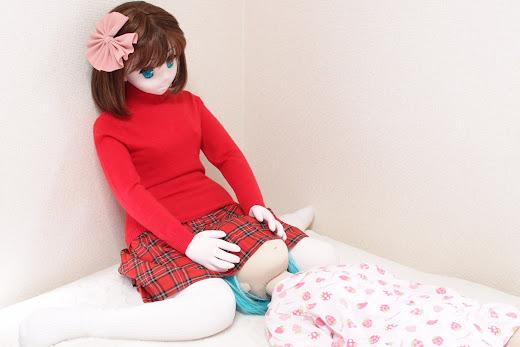 リップロップTYPE-130RX-Vの膝枕