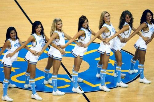 bruin cheerleaders