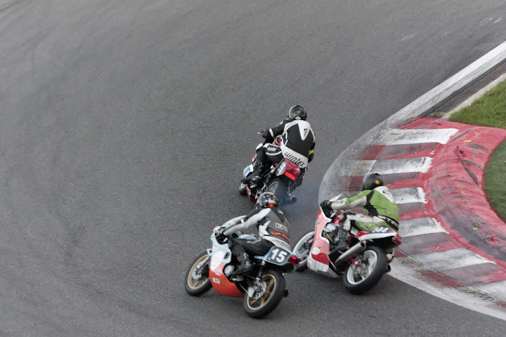 [Oldies] The Bikers Classic's 2011 = Mon weekend belge :) Course-0509