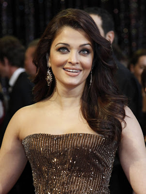 Aishwarya Rai at Oscar Awards 2011