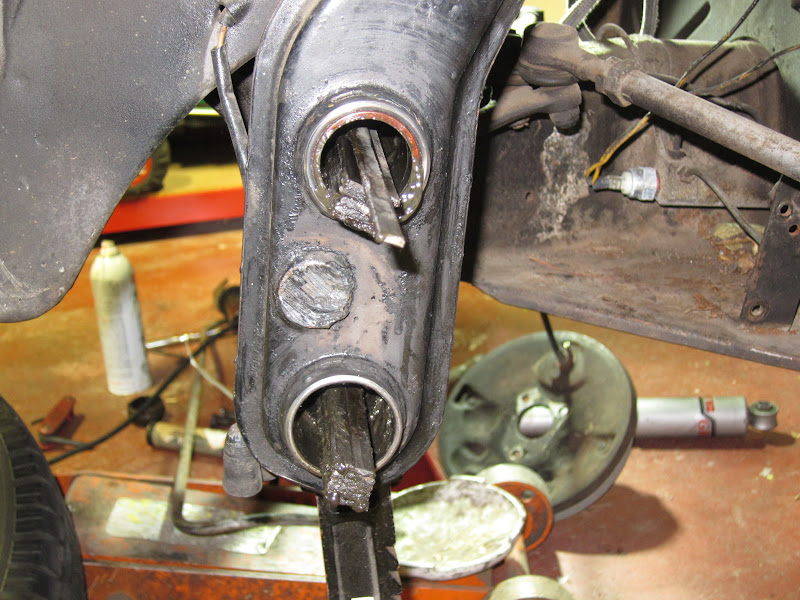 TheSamba com :: Beetle - 1958-1967 - View topic - Front beam
