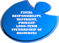 Fiscal Responsibility Puzzle Piece