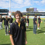 Colts play at Subiaco Oval 2008