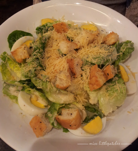 Caesar Salad - $10