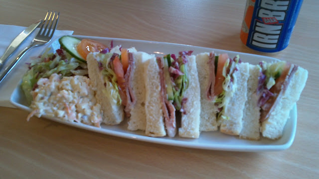 Ham Salad Sandwich RGU:Union