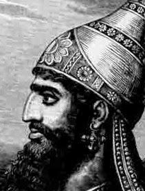 Ассирийский царь