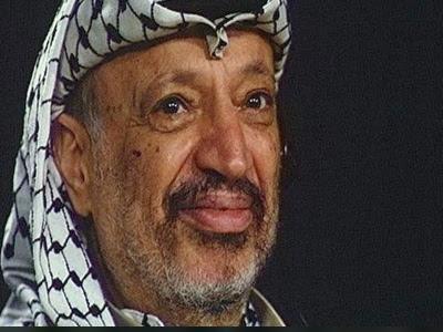Arafat mati diracun