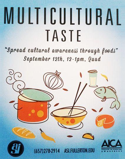 AICA Multicultural Taste