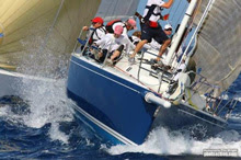 J/120 El Ocaso sailing Caribbean