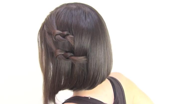 Peinados Para Cabello Corto De Ninas