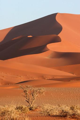 Namib je raj za vse ljubitelje fotografije