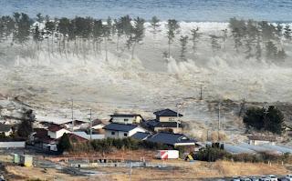 Japan+Tsunami El Calpino Hector García informa desde Japón sobre la situación