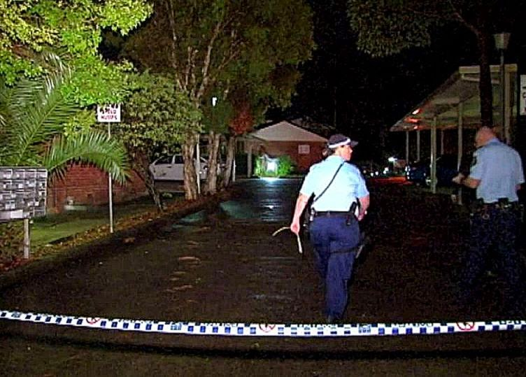 Man charged over kill threat after body found in Panania unit