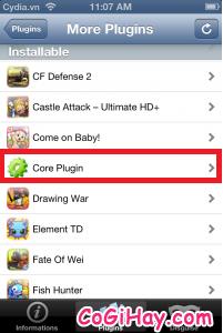 tải core plugin về cài đặt tải game cho iphone