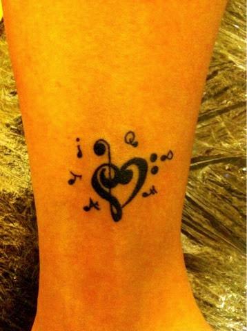 Clave De Sol Y Fa Tatuaje Significado Sfb