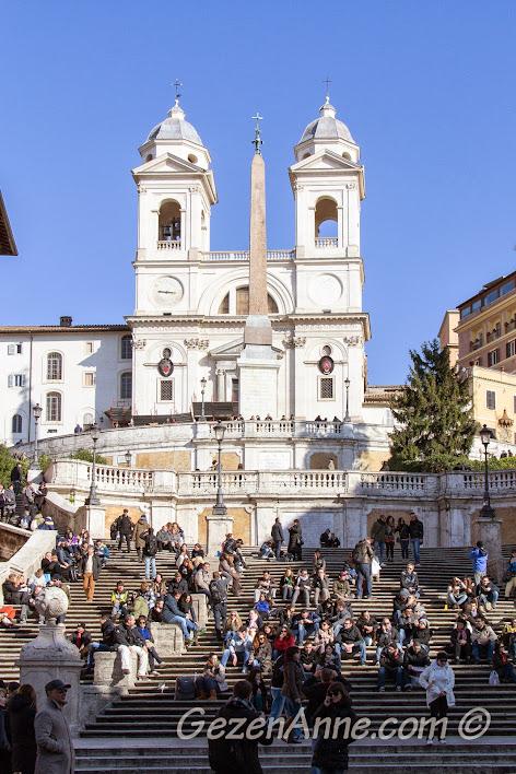 İspanyol Merdivenleri, Roma