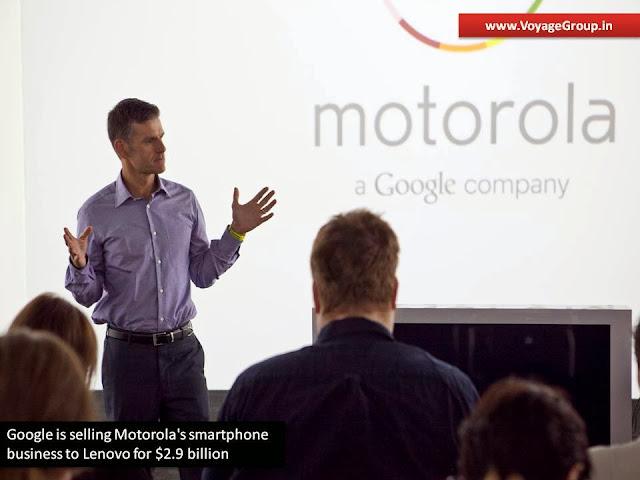 Google Motorola