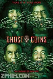 Đồng Xu Ma Ám - Ghost Coins (2014) Poster