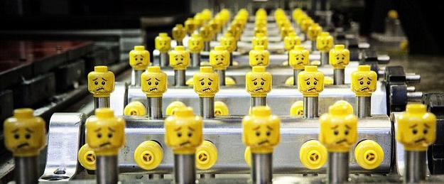 20 điều về LEGO