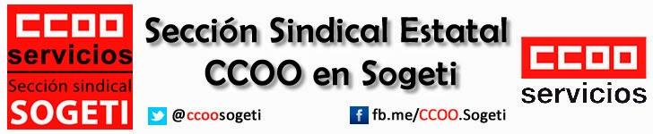Sección Sindical CCOO en Sogeti