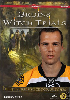 Boston Bruins witch trials
