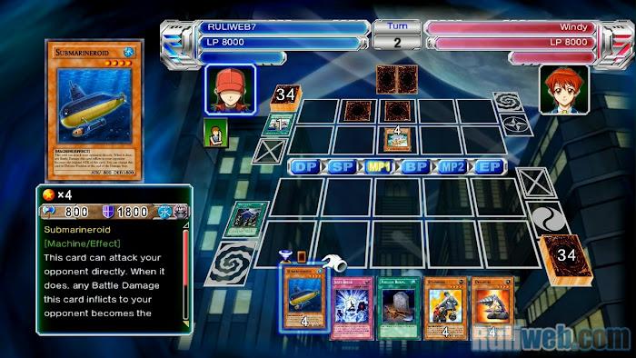 Thử nghiệm Yugi Oh 5DS phiên bản PS 3 - Ảnh 4