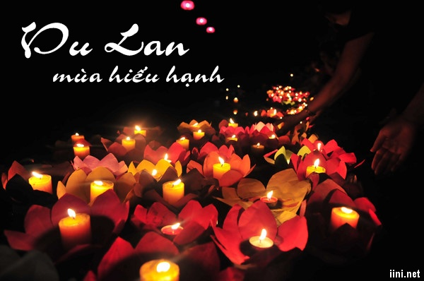 thơ Vu Lan mùa hiếu hạnh hay