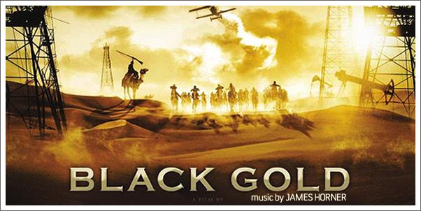 Black Gold (Soundtrack) by James Horner - Review