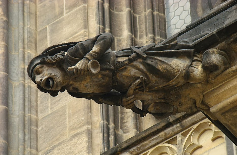 Cologne Cathedral Gargoyles Gargoyle Cologne Cathedral