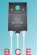 D1555 Bài 31: Các thông số kỹ thuật transistor   Sò công suất.