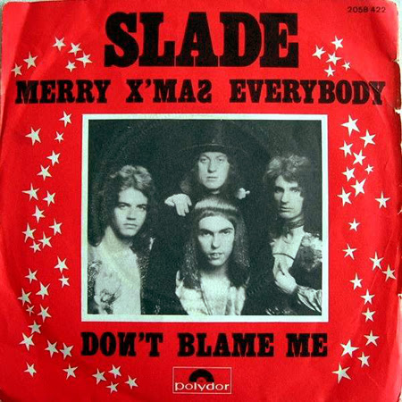 Slade - Merry Xmas Everybody Lyrics