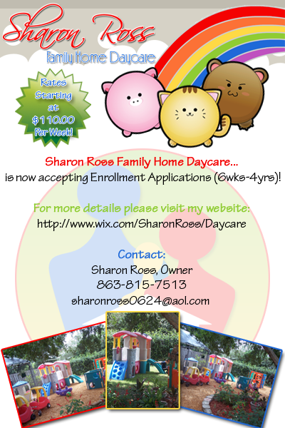 Go Back > Gallery For > Daycare Flyers Templates Free