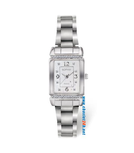 Đồng hồ nữ Sophie Paris Cordelia - LAL158