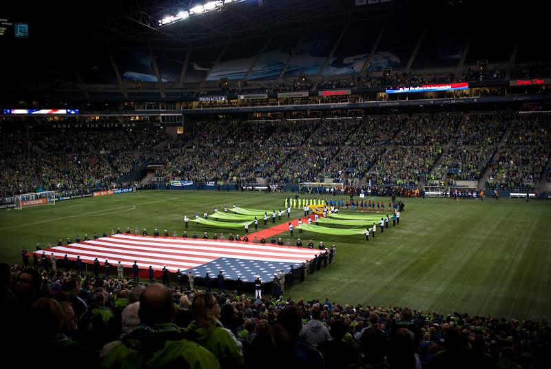z cyklu mój pierwszy raz: US Soccer..