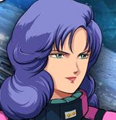 Rosamia Badam Mobile Suit Zeta Gundam UC 0087