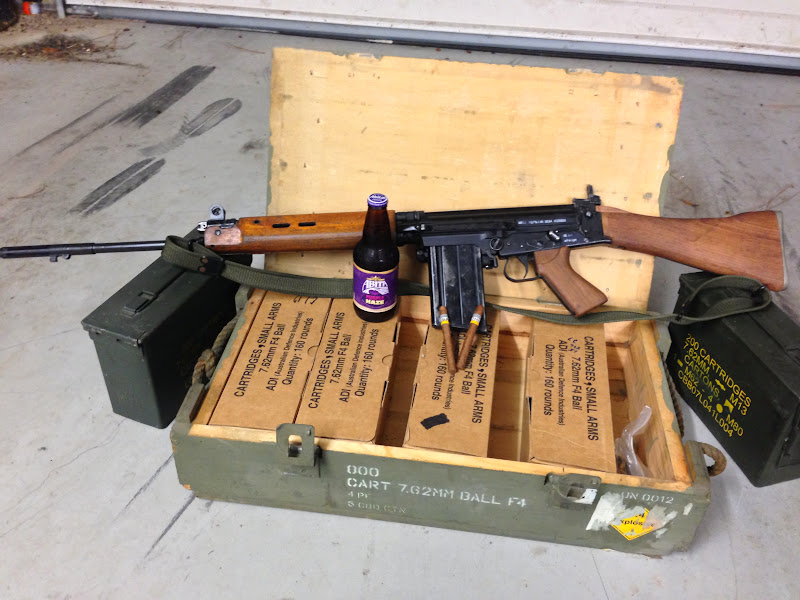 British L1A1 Comes to life!!