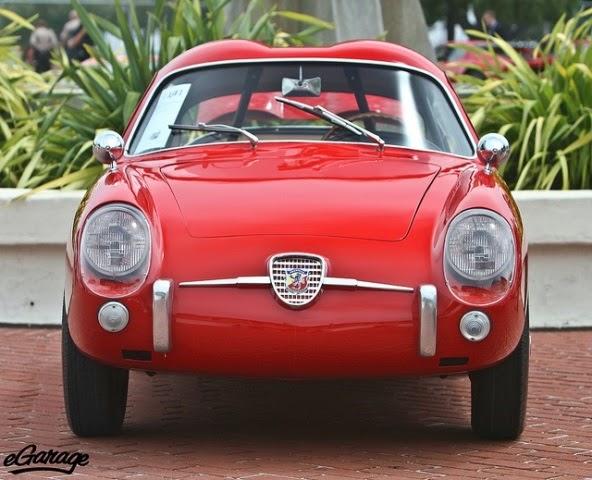 1959 Fiat Abarth 750 GT Zagato