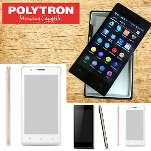 Spesifikasi harga Polytron Zap 5 4G Lte murah sejutaan
