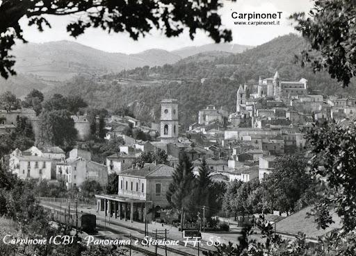 Panorama da località Collepiano