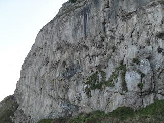 Andrew McQue, Parisella's Cave, Marine Drive, Climbing, Bouldering