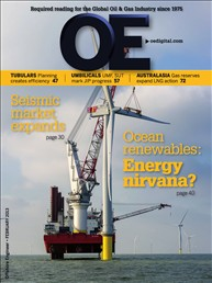 OE magazine cover