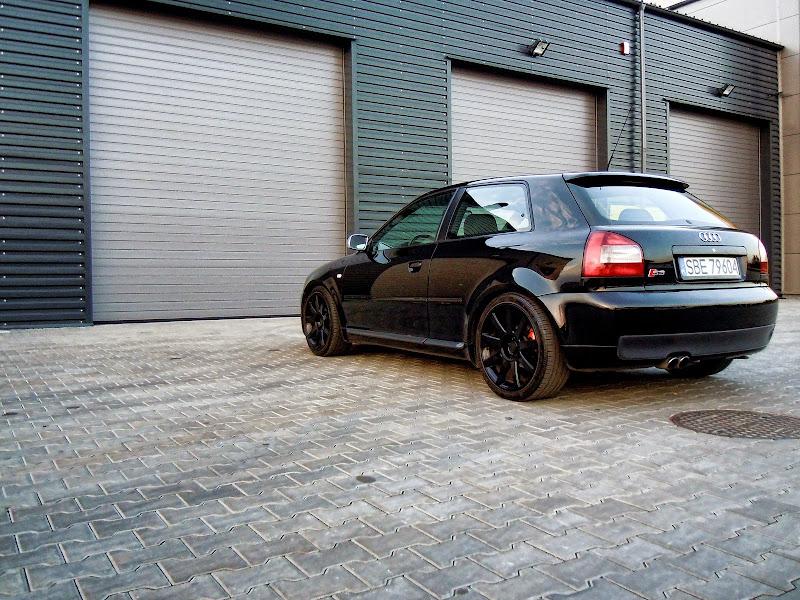 Skradziono Audi S3 8l Sbe 79604 Czeladź śląskie