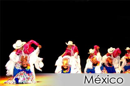 MÉXICO - Compañia Folklórica Son Mestizo